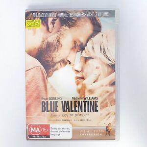 Blue Valentine Movie DVD Region 4 PAL Free Postage - Romance