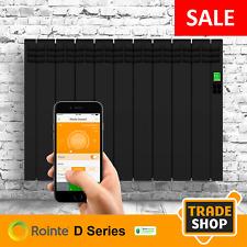 Rointe D Series DIB0990RAD - Delta 990w Oil-Filled Electric Radiator & Wifi