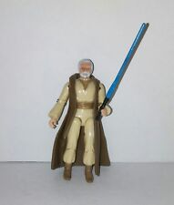 "Star Wars Custom 3.75"" Obi-Wan Kenobi Mego Corp. Action Figure"