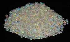 5 Pcs 2to4MM Natural Ethiopian Opal Beads Fire Opal Drilled Loose Gemstone F0010