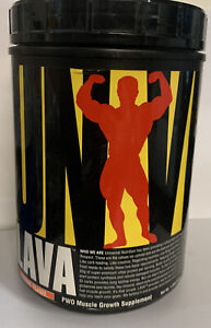 UNIVERSAL NUTRITION Muscle Growth Protein LAVA, 1.85LBS - 10 Servings- Orange
