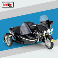 1/18 1998 Harley FLHT ELECTRA GLIDE STANDRD Diecast Model Motorcycle By Maisto