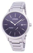 Citizen Super Titanium Automatic NJ0090-81E Mens Watch