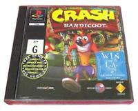 Crash Bandicoot PS1 PS2 PS3 PAL *Complete*