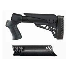 ATI T3 Tactical 6 Pos Shotgun Stock + Forend B.1.10.2007 for Savage Stevens 320