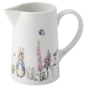 Stow Green Beatrix Potter Peter Rabbit Classic Porcelain Milk Jug