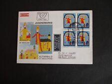 M315) 4742 Pram - FDC 6.12.1983 - St. Nikola/Pram