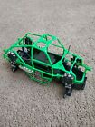 """Grave Digger New Bright RC Truck Crawler Roll Cage + Internals 12"""" x 4""""  1:16"""