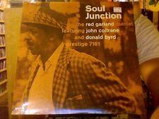 Red Garland Soul Junction LP sealed vinyl RE reissue John Coltrane Donald Byrd