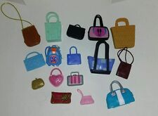 BARBIE Bratz or same size dolls  purses and bags #5