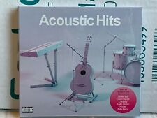 Acoustic Hits - James Bay/Hozier/Katy Perry/Coldplay/...CD - New & Sealed - WH2