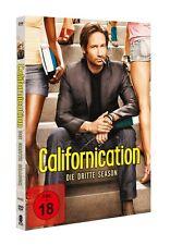 2 DVD-Box ° Californication - Staffel 3 ° NEU & OVP