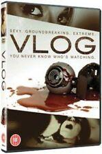 VLOG (DVD, 2012) New Sealed