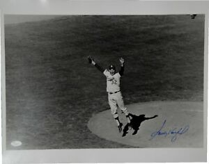 Sandy Koufax Hand Signed Autographed 16X20 Photo Dodgers Game Winner 1963 JSA