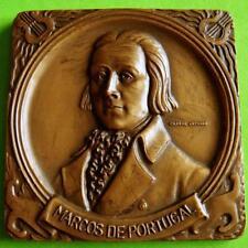 L@@k Classical Music / Famous Composer Marcos de Portugal / Great Bronze Medal!