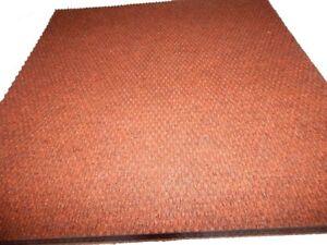 """CARPET TILE 1 BOX 11 PIECES 44 S/F Commercial Grade 100 % Nylon 24"""" X 24"""" EXT."""