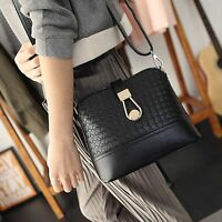 Women Ladies Leather Satchel Handbag Shoulder Tote Messenger Crossbody Hobo Bag