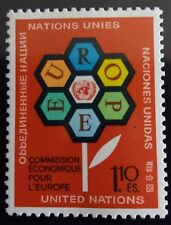 Timbre Stamp United Nations Unies Genève YT 27 Neuf