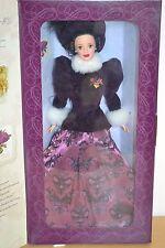 1996 Special Edition Hallmark Exclusive HOLIDAY TRADITIONS Barbie