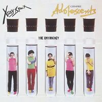 The Anthology by X-Ray Spex (CD, Mar-2002, 2 Discs, Castle Music Ltd. (UK))  06