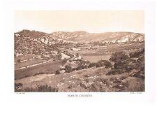 PLAN DE CAUSSOLS photo 1934