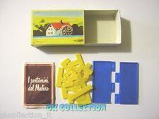 MULINO BIANCO scatolina anni '80_ I PENTAMINI DEL MULINO (sorpresina 48)