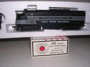 STEWART #8120  New York Central EMD F-3A Phase Ii Diesel Loco NO #s H.O.1/87