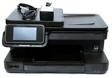 *Tested* HP Photosmart 7510 All-In-One Inkjet Printer Fax Scanner w/ Ink