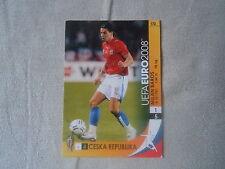 Carte panini - Euro 2008 - Autriche Suisse - N°172 - Milan Baros - R. Tchèque