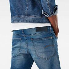 NEW G-Star Medium Vintage Aged 3301 Straight Jeans 51002-8453-4970