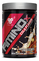 BSN AMINOx 20 Servings 300 Grams COLA FLAVORS BCAA Power acid amino enery x