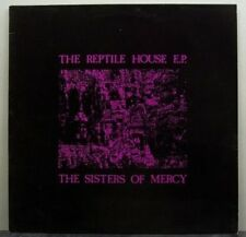 (o) Sisters Of Mercy - The Reptile House E.P. (France) [MINT-/EX]