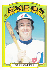 2013 Topps Archives #2 Gary Carter Montreal Expos