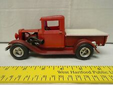 1920's Ford Pick-Up Built-Up Car Model Kit, Painted, Done Well, Original Vg+
