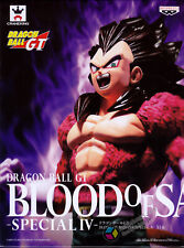 Dragon Ball GT Blood of Saiyan III Super Saiyan 4 Vegeta Figure by Banpresto