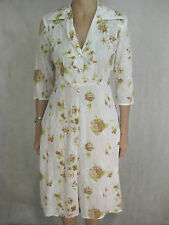 Jiva Size 1 S Cotton Tea Designer Dress