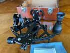 ASTRA IIIB MARINE SEXTANT IN MINT CONDITION