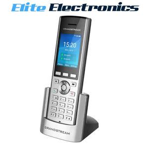 Grandstream WP820 Enterprise Portable Wi-Fi IP Phone Colour LCD