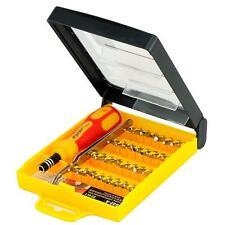 32 In 1 Precision Screw Driver Tweezers Repair Kit Tool Set For Phone PC Laptop