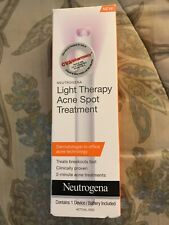 Neutrogena Light Therapy Acne Spot Treatment Clear Skin Face Care EXP 03/31/2019