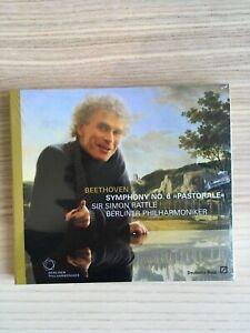 Simon Rattle _ Symphony NO.6 Pastorale _ Berliner Philarmoniker _ CD SACD Sealed