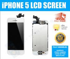 Full lcd blanc pour iPhone 5 Affichage écran Tactile Numériseur Remplacement assemblés