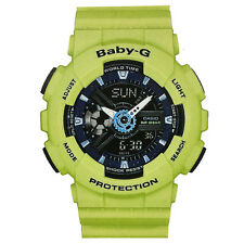 Casio Baby-G Punching Pattern Ladies Watch BA-110PP-3A