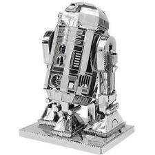 Star Wars R2-d2 Droid Metal Earth 3d Model Kit Fascinations