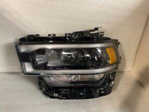 2019-2020 Dodge Ram 2500 / 3500 Driver Left LED Headlight 68360179 OE