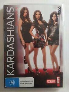 KEEPING UP WITH THE KARDASHIANS Season 4 DVD FREE POSTAGE