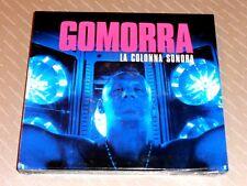 GOMORRA  -  LA COLONNA SONORA  -  CD  NUOVO E SIGILLATO
