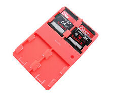 BANDC Memory Card Storage Case Holder Pouch Box for SD/SDHC/SDXC Cards