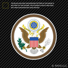 American Great Seal Sticker Decal Vinyl United States of America flag USA US