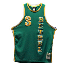 5917e4f47ab Vintage Allen Iverson Mens Reebok Bethel High School Jersey Throwback Size S